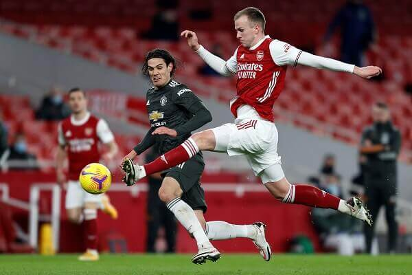 Arsenal hold Manchester United denting their tittle hopes