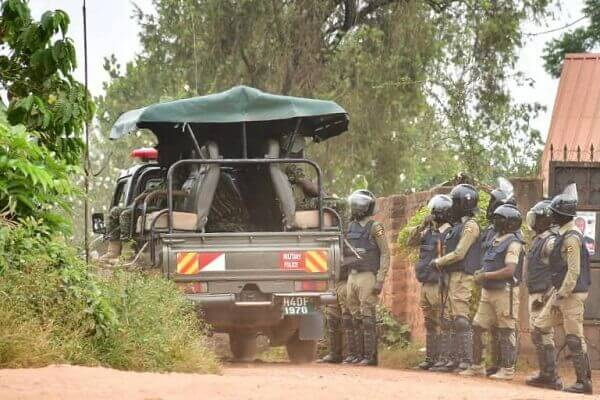 Bobi wine and wife placed under house arrest by the military