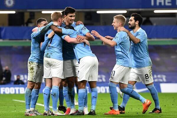 Manchester City beat Chelsea to pile pressure on Lampard