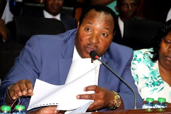 Waititu moves to court to challenge IEBC decision over Nairobi seat