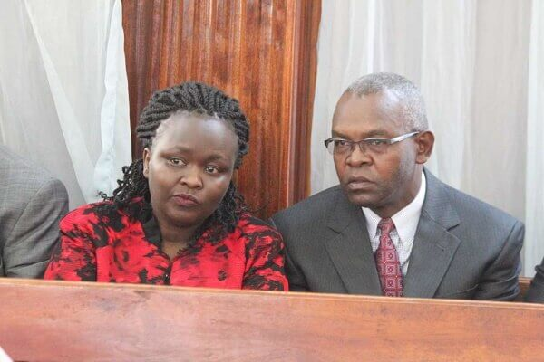 DPP drops charges against dam scandal suspects Thugge and Koech