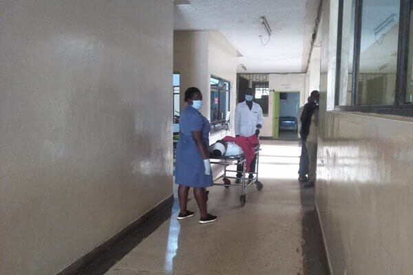 Kisii High School student stabs two teachers in the classroom