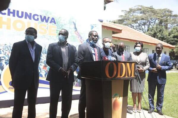 ODM Presidential candidate to pay Ksh 1 million