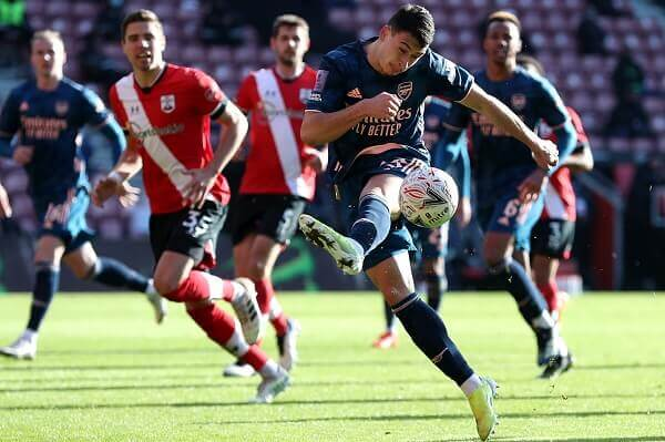 Holders Arsenal bundled out of FA Cup by Southampton