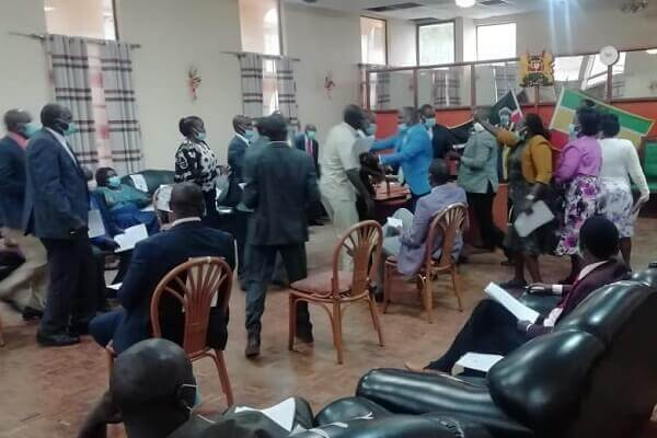 Baringo becomes first County Assembly to reject the BBI