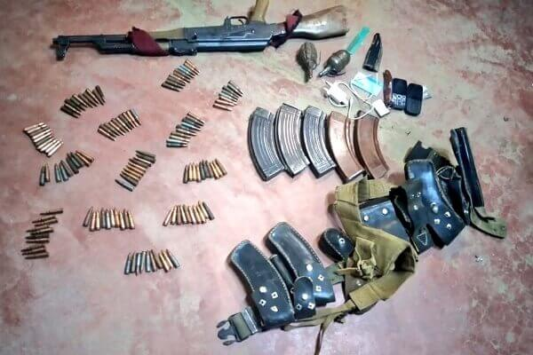 Two arrested in Isiolo with one AK47 and two hand grenades'