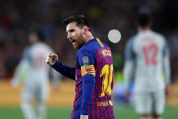 Manchester City distance themselves from Messi transfer links