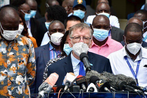Kenya records 463 new COVID-19 cases and two deaths