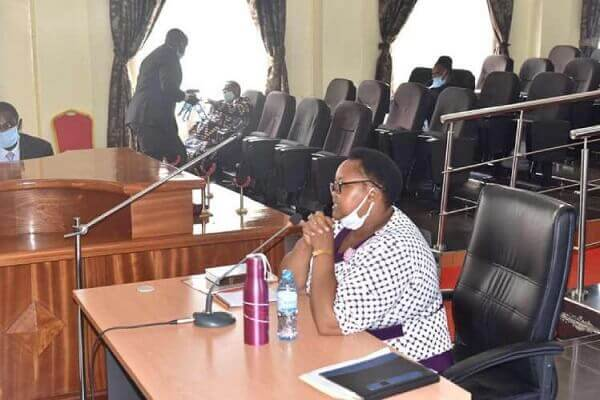 Lilly Chepngetich to take over as Kericho Deputy Governor