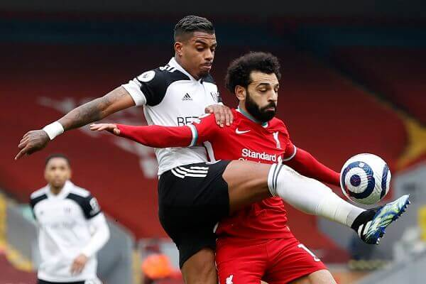 Fulham stretch Liverpool home defeats to six