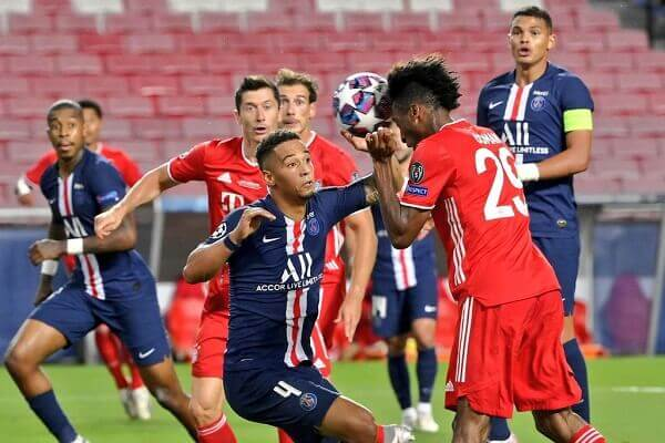 Bayern Munich paired with PSG in Champions League draw