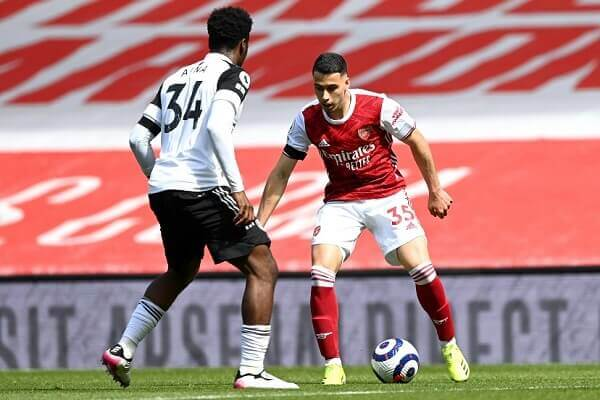 Arsenal net an extra time goal to draw against Fulham