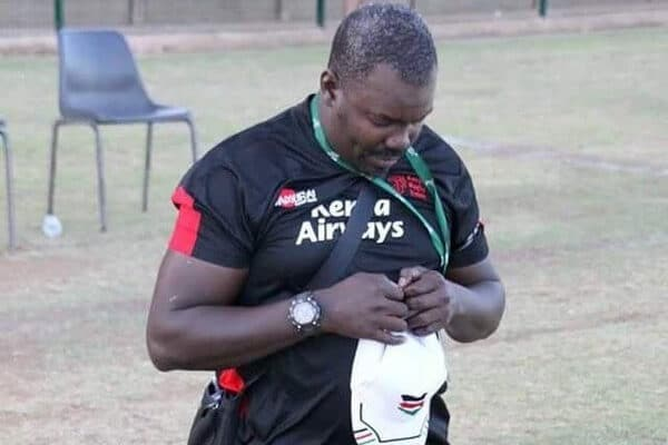 Rugby coach Benjamin Ayimba admitted in critical condition