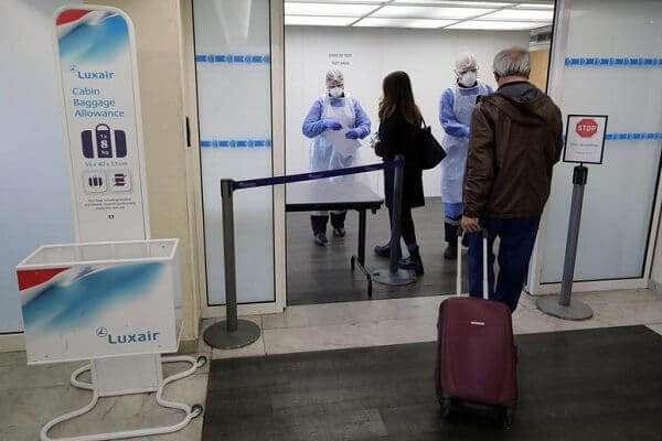 France suspends flights to and from Brazil due to variant