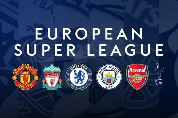 European Super League suspended as EPL clubs withdraw