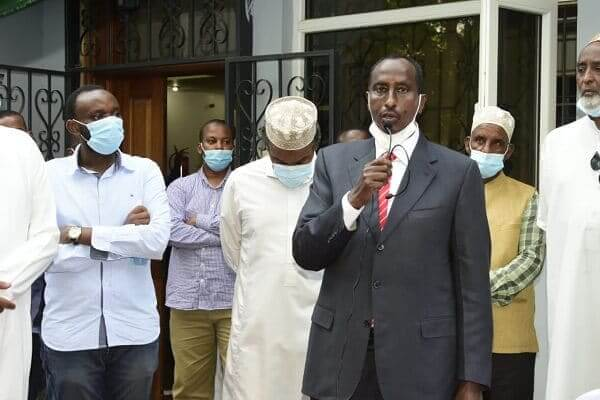Wajir MCAs impeach Governor Mohamed Mohamud