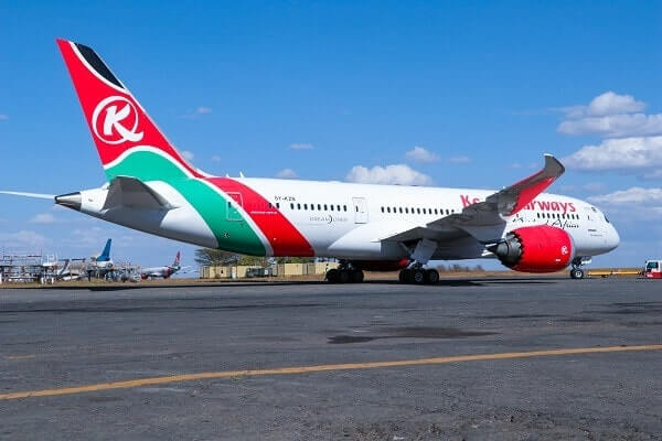 Kenya Airways suspends passenger flights to and from Mumbai