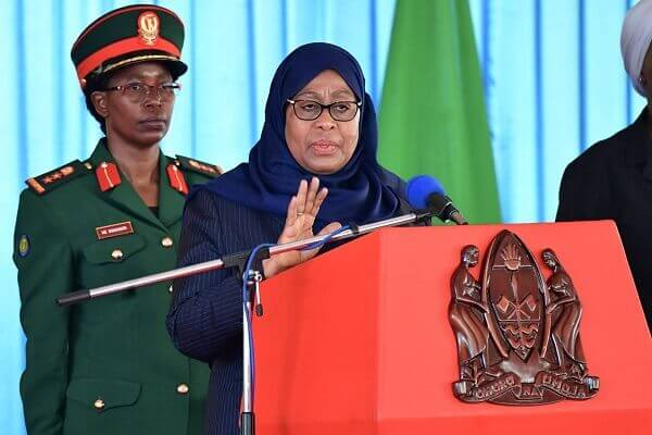 President Samia Suluhu lifts media ban, to review COVID-19