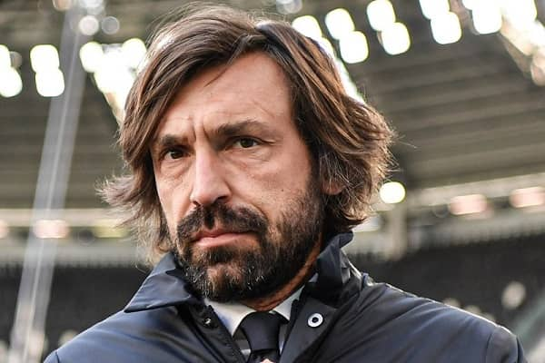 Andrea Pirlo has officially been sacked by Juventus