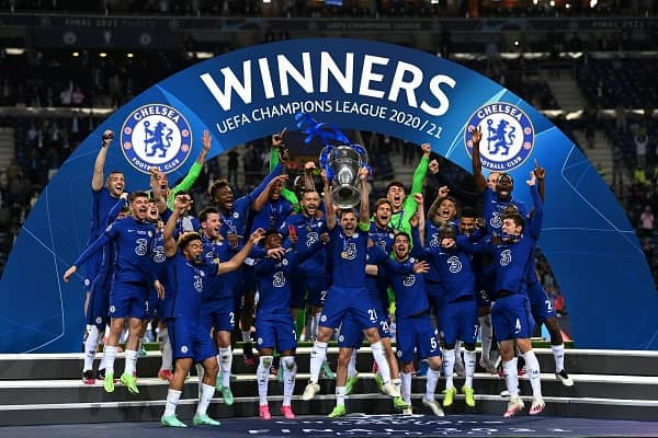 Chelsea beat Manchester City to clinch the Champions League