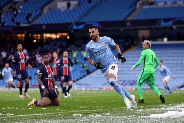 Manchester City beat PSG to book first Champions League final