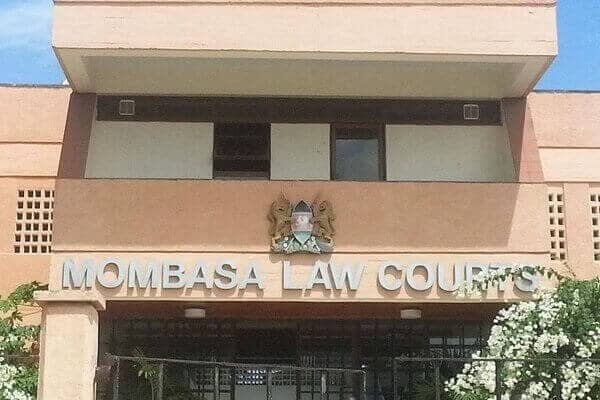 Suspect attacks a police officer and escapes Mambasa Law Courts