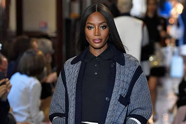 Supermodel Naomi Campbell welcomes first born daughter at 50