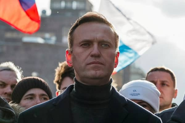 Russian court outlaws Alexei Navalny's political movement