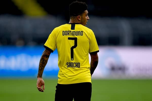 Manchester United and Jadon Sancho agree on personal terms