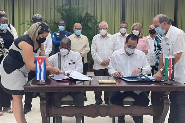 Kenya sign agreement with Cuba to outsource 101 Cuban doctors