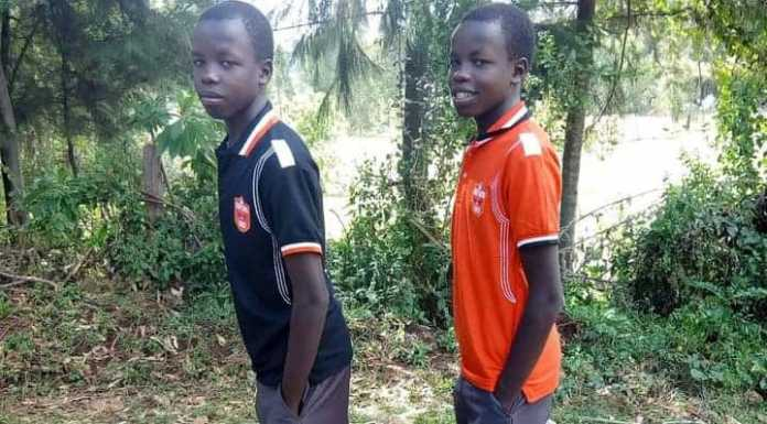 Bodies of twins who drowned in Kwale retrieved