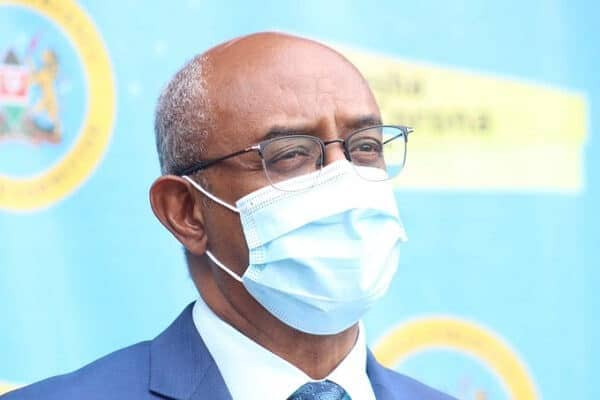 Kenya records 488 new COVID-19 cases from 5,831 samples