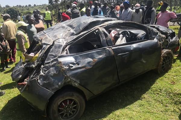 Harambee stars goalkeeper Matasi involved in grisly accident
