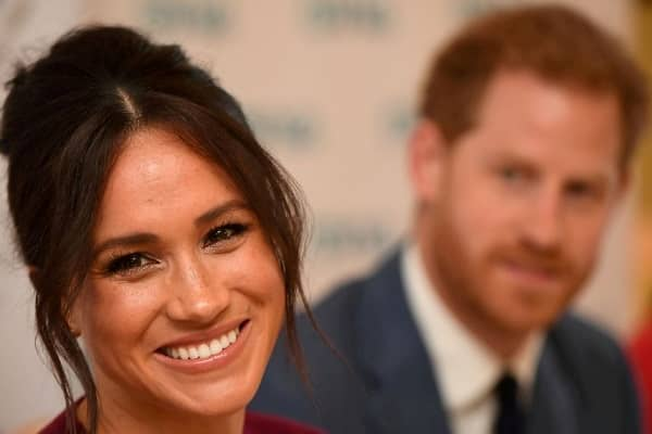Harry and Meghan welcome daughter Lilibet 'Lili' Diana