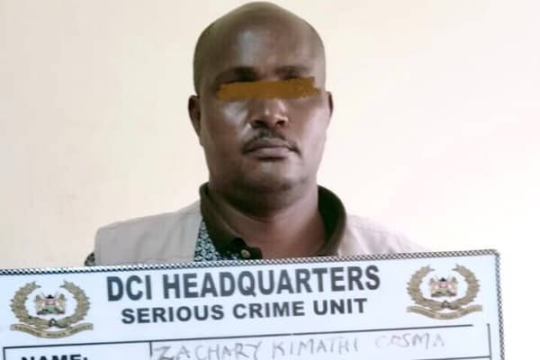 Two prison officers behind fake jobs syndicate arrested