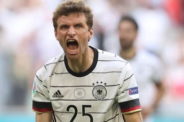 Thomas Muller to miss Germany vs Hungary clash due to injury