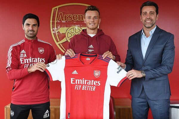 Ben White joins Arsenal from Brighton on long term contract