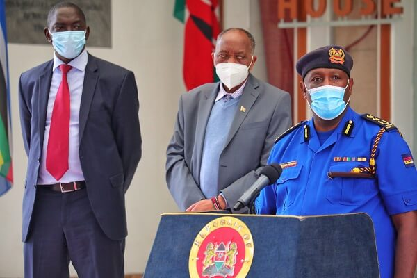 Kenya records 945 new COVID-19 cases and 13 deaths
