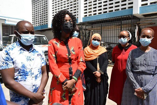 Kenya records 847 new COVID-19 cases from 6,080 samples