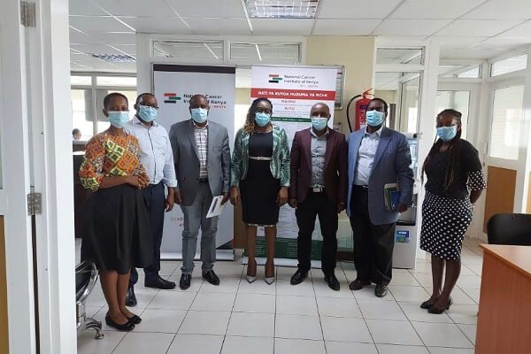 Kenya records 536 COVID-19 cases from 6,036 samples