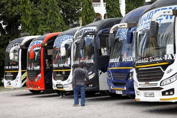 Modern Coast halts bus services citing high operating cost