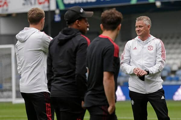 Solskjaer signs three year contract with Manchester United