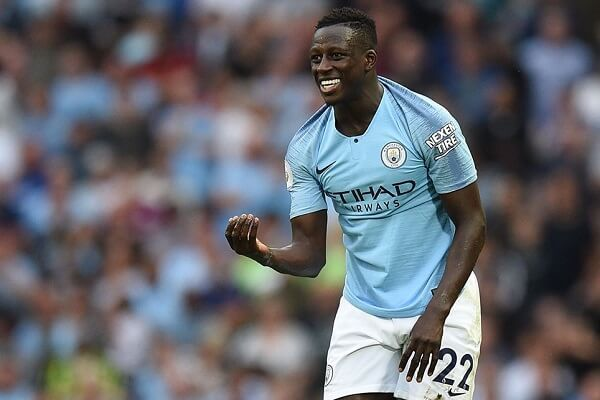 Manchester City's Mendy suspended over rape allegations