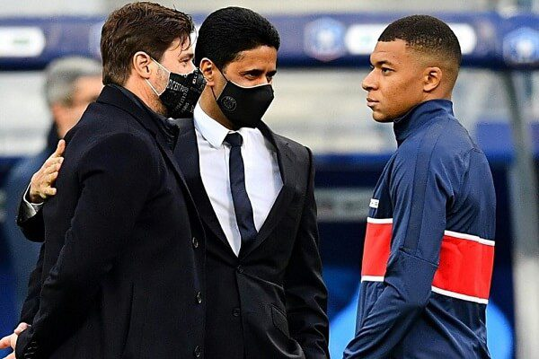 Real Madrid submit second bid to sign Kylian Mbappe
