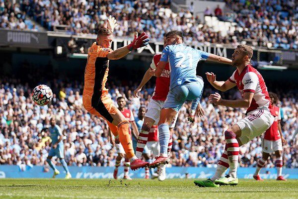 Manchester City condemn Arsenal to second PL defeat