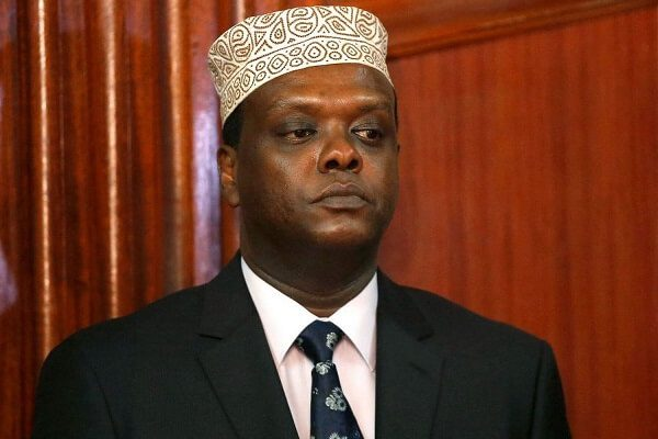 Former Sports CS Hassan Wario found guilty in graft case