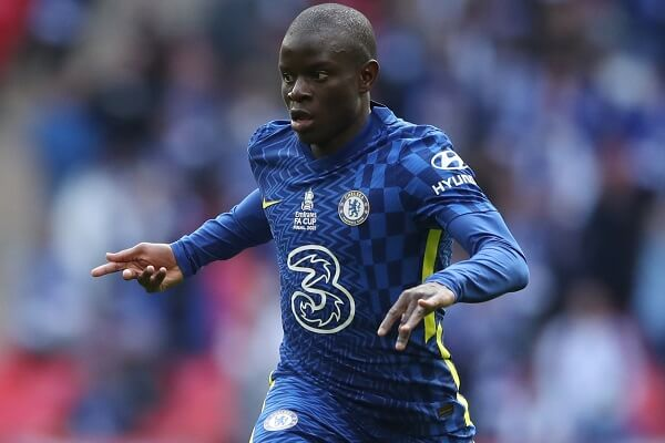 N'Golo Kanté to miss Juventus clash after testing positive for COVID-19