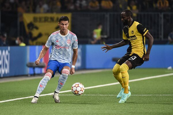 Manchester United concede late goal against Young Boys