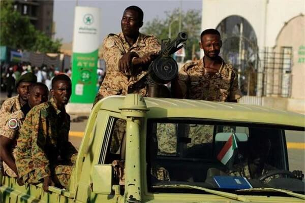 SUDAN: Five police officers killed by ISIS terrorists
